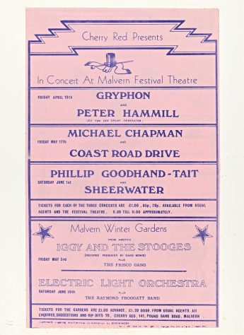 Michael Chapman, Coast Road Drive, 17 May 1974