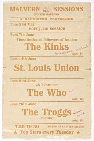 The Troggs, 28 June 1966