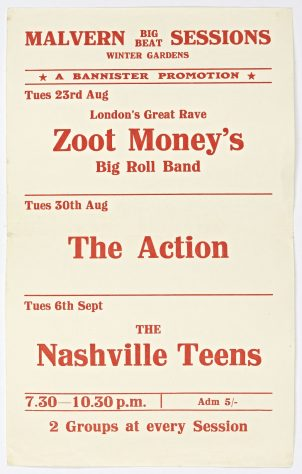 The Action, The Exits, 30 August 1966