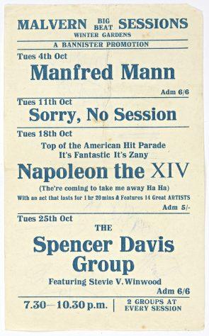 Manfred Mann, 04 October 1966