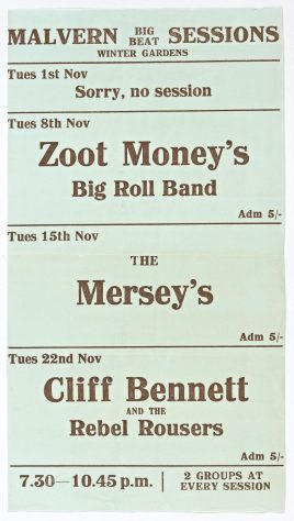 Zoot Money's Big Roll Band, 08 November 1966