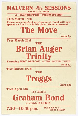 The Move, 14 March 1967