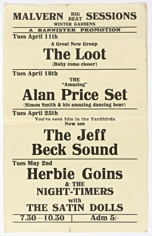 Alan Price Set, 18 April 1967