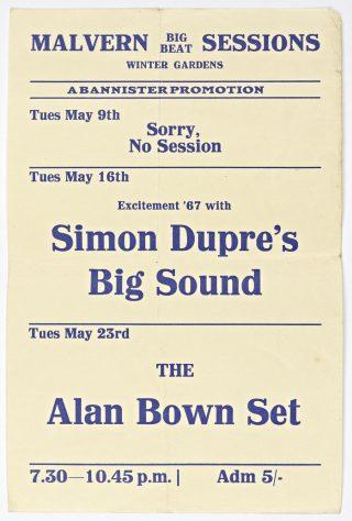 Alan Bown Set, 23 May 1967
