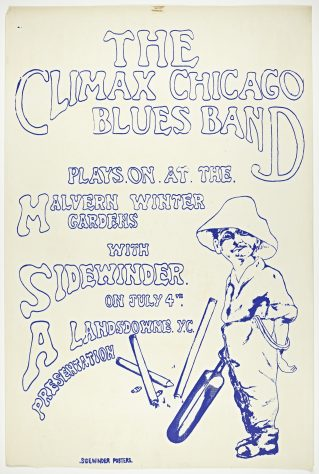 The Climax Chicago Blues Band, 04 July 1970