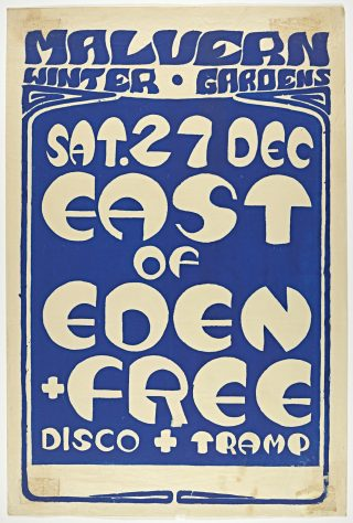 East of Eden, Free, Tramp, 27 December 1969