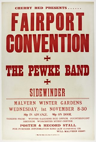Fairport Convention, The Pewke Band, 01 November 1972