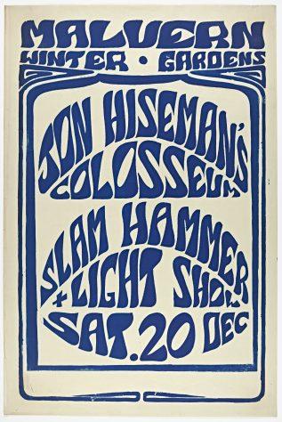 Jon Hisemann's Colosseum, Slam Hammer, 20 December 1969