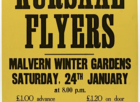 The Kursaal Flyers, Eddie and The Hotrods, 24 January 1976