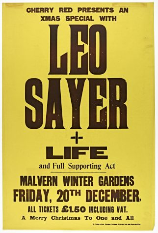 Leo Sayer, Sundance, Debbie and The Dreamboats, 20 December 1974