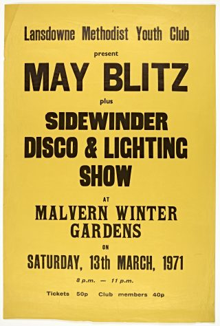 May Blitz, 13 March 1971