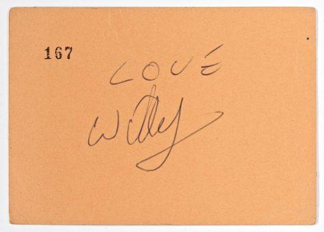 Ticket for Van Der Graaf Generator at Malvern Winter Gardens, 30 June 1972 (back)