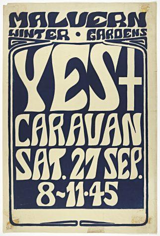 Yes, Caravan, 27 September 1969