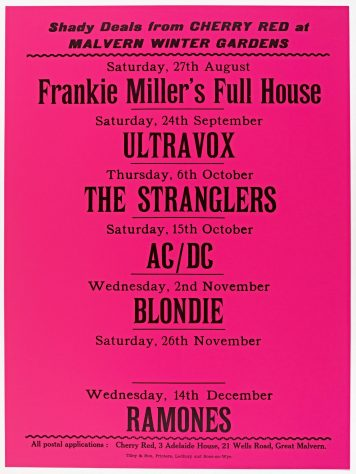 Blondie, 02 November 1977 (cancelled)