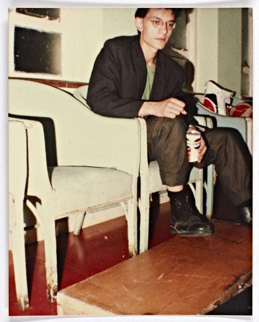 Photograph of Athletico Spizz 80 at Malvern Winter Gardens, 22 August 1980