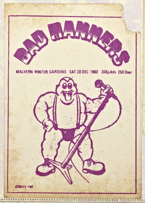 Ticket for Bad Manners at Malvern Winter Gardens | Cherry Red Promotions