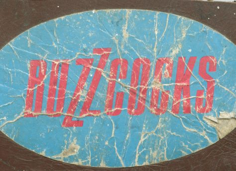 Buzzcocks sticker