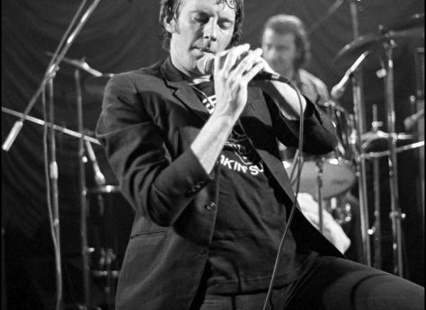 Dr Feelgood at Malvern Winter Gardens, 20 May 1977