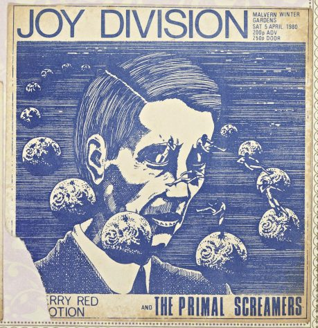 Joy Division, The Primal Screamers, Section 25, 05 April 1980