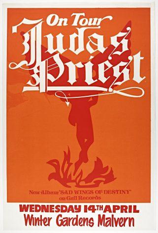 Judas Priest, 14 April 1976