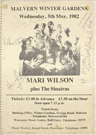 Mari Wilson, The Sinatras, 05 May 1982