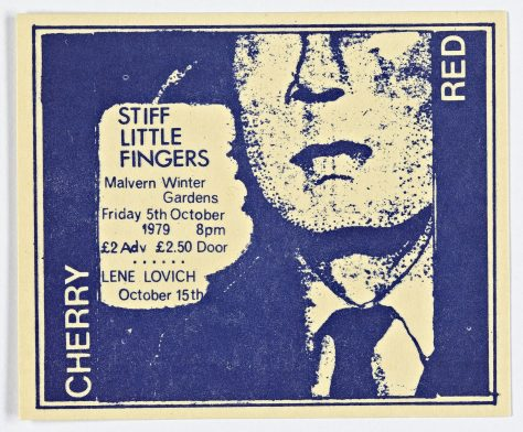 Stiff Little Fingers, The Donkeys, 05 October 1979