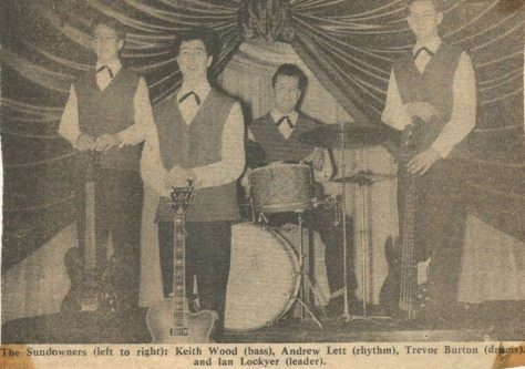 The Sundowners, 18 August 1962