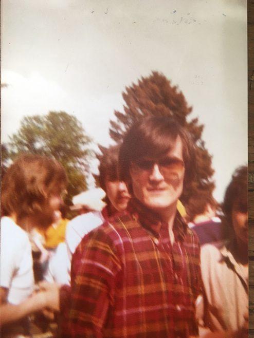 Feargal Sharkey of The Undertones at Malvern Winter Gardens, 17 May 1980 | Mary Simcox