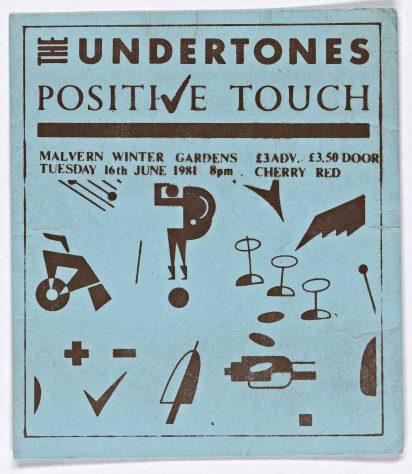 Undertones, 16 June 1981