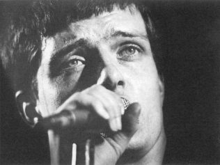 Ian Curtis of Joy Division | Remko Hoving