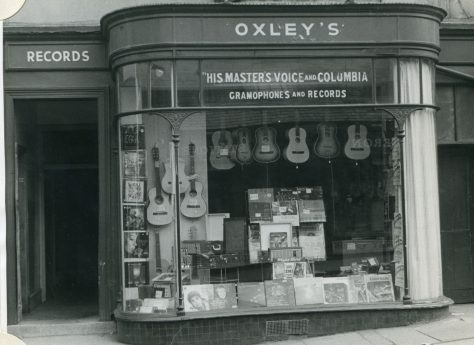 Buying vinyl: Malvern record shops in the '60s and '70s