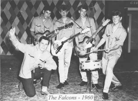 The Falcons, 06 August 1962